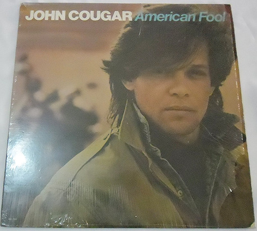 john cougar - american fool - lp importado 1982