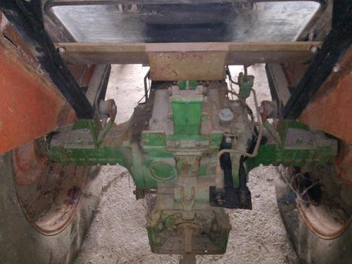john deere 4020  1968  roto cigueñal  cabina zetor