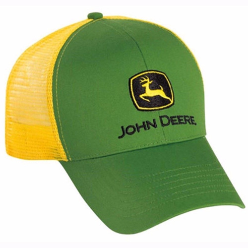 john deere gorro snapback bordado original (varios modelos)