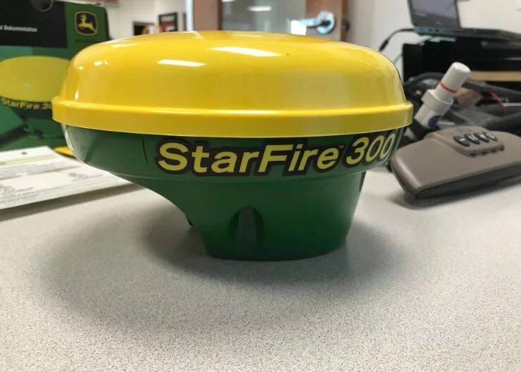 John Deere Gps Starfire 300 Y Greenstar Lightbar