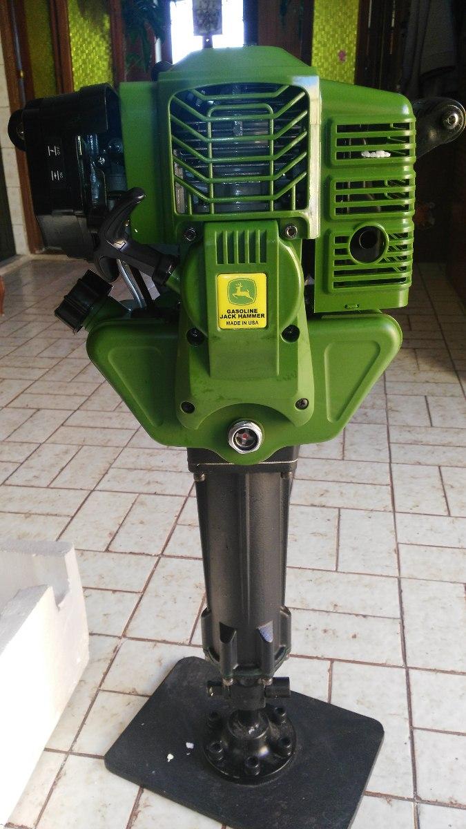 John Deere For Sale >> John Deere Jack Hammer Rotomartillo Y Compactadora Nuevo - $ 22,000.00 en Mercado Libre
