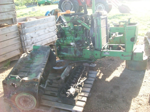 john deere partes tractores y enfardadora