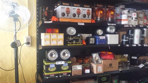 john deere tractor electricidad, tablero, iluminacion