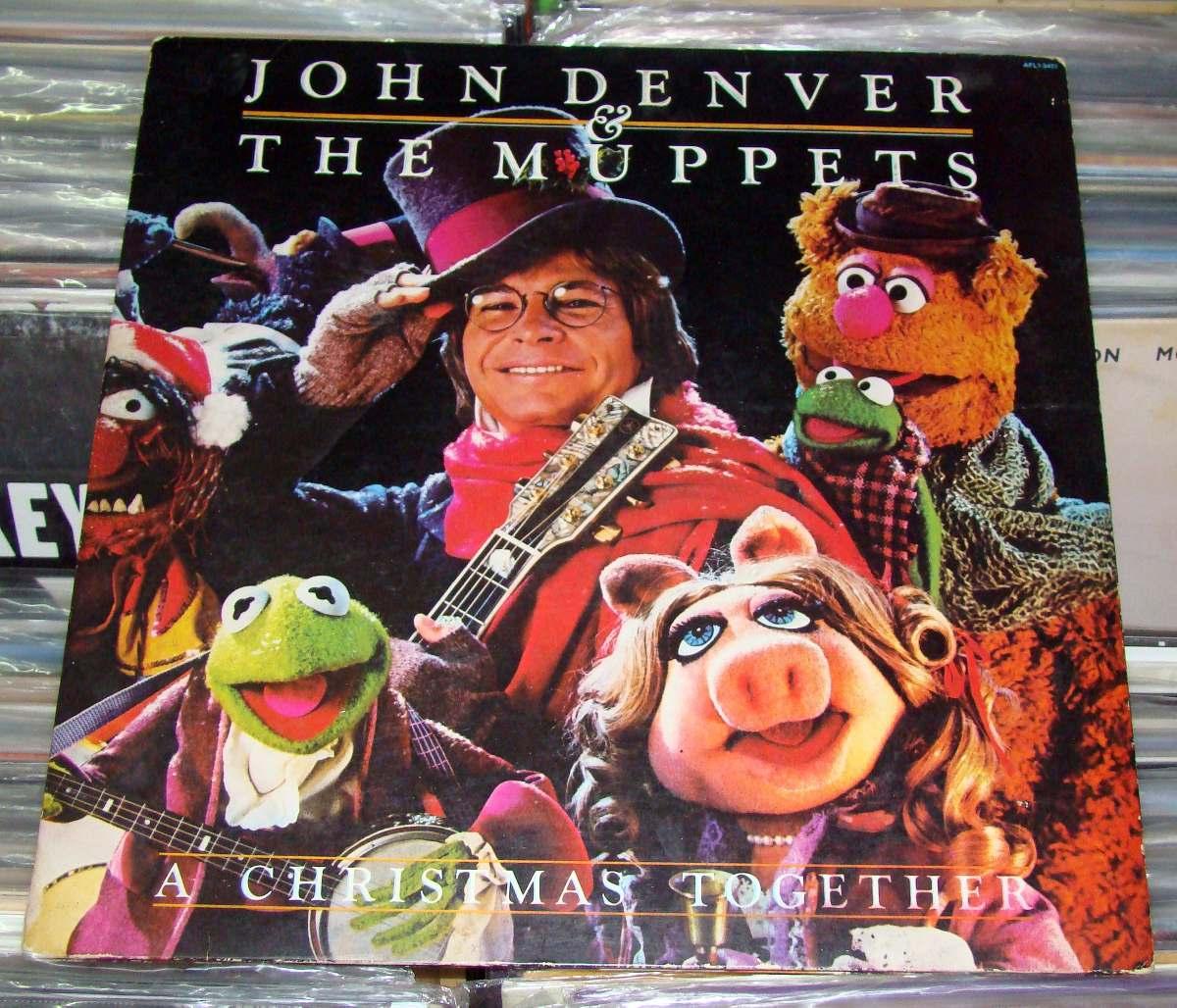 John Denver & The Muppets A Christmas Together Lp Usa - $ 563,28 en ...