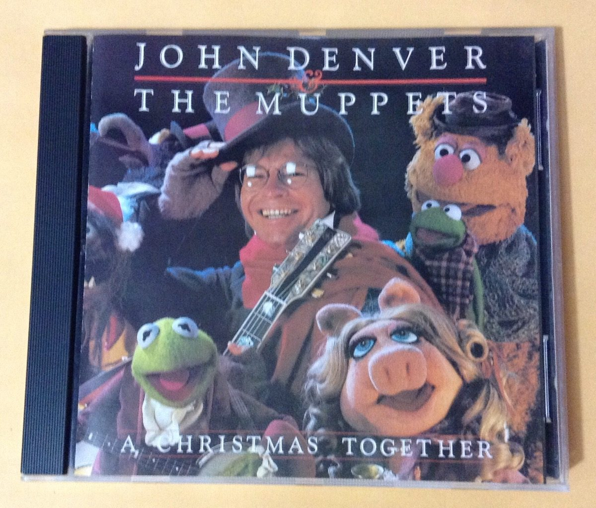 John Denver Y The Muppets - A Christmas Together - Cd 1a Ed ...