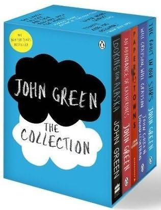 john green 5 box set - paperback kel ediciones