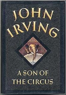 john irving a son of the circus 1995 ballantine books