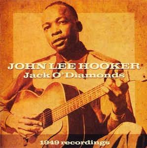 john lee hooker jack o' diamonds cd nuevo en stock