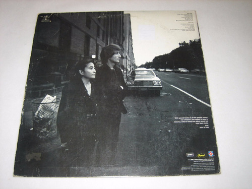 john lennon - double fantasy - 1980 - lp