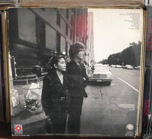 john lennon lp double fantasy importado usa