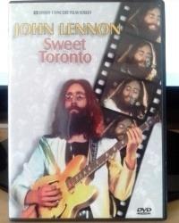 **john lennon **sweet toronto- dvd**