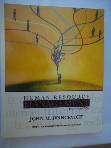 john m. ivancevich - human resource - administração