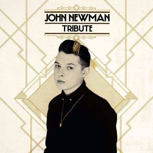 john newman cd album tribute (importado)