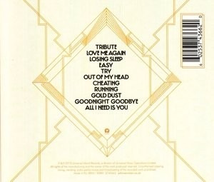 john newman cd album tribute (importado)