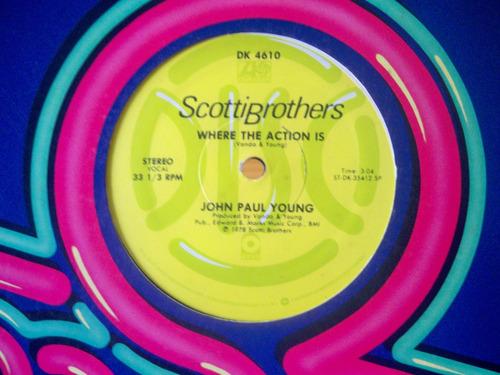 john paul young - love is in the air (vinyl, lp, album)