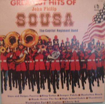 john philip sousa - greatest hits of