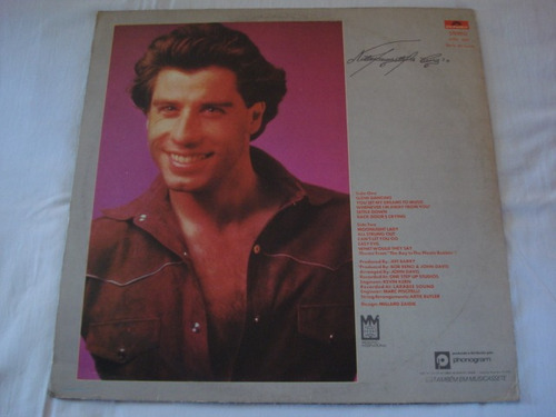 john travolta-lp-vinil-whenever i m away from you-dance-disc