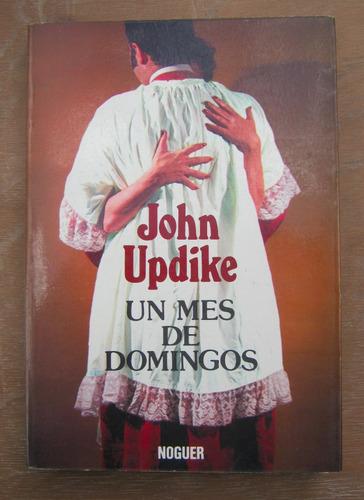 john updike - un mes de domingos
