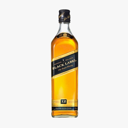 johnnie walker black label 1lt estuche buen chupi zona norte