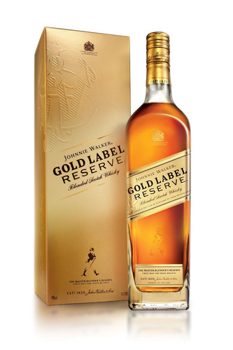 johnnie walker gold reserve x 750ml