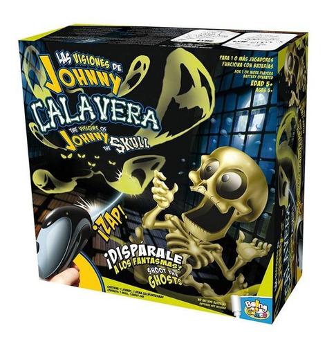 johnny calavera 3d boing toys en español original 0699