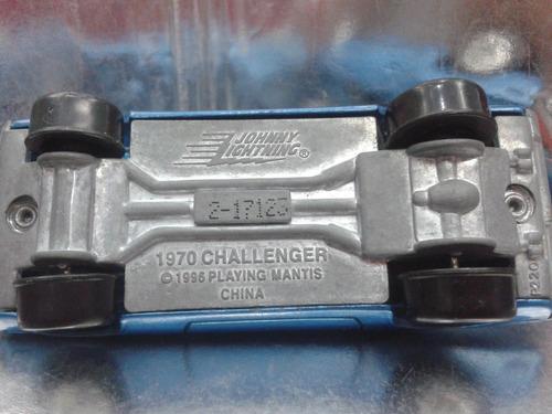 johnny lightning - 1970 challenger de 1995
