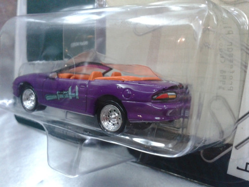 johnny lightning - 1998 chevy camaro z28 es nuevo