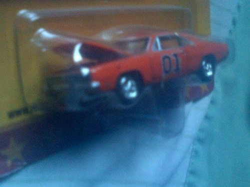 johnny lightning duke hazzard general ruedas de goma