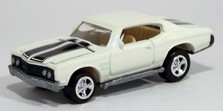johnny lightning muscle car 1970 chevelle ss (lacrado)