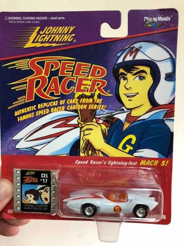 johnny lightning speed racer meteoro x2 mach 5 y assassin