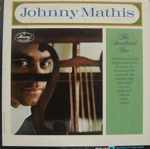 johnny mathis - lp the sweetheart tree (1965) imp. u. s. a.