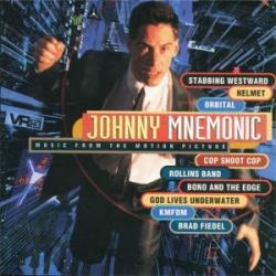johnny mnemonic - trilha sonora do filme - importado