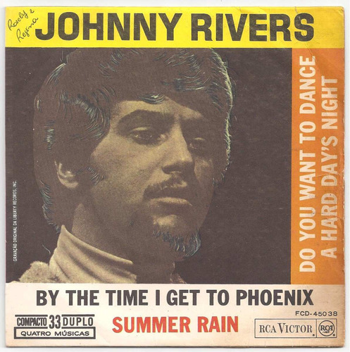 johnny rivers-compacto-summer rain-lp-vinil