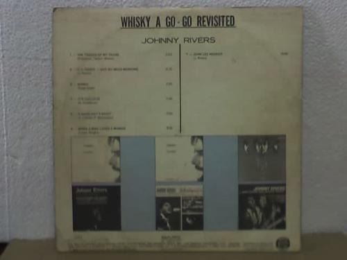 johnny rivers - lp-vinil-whisky a go go revisited - hard-pop