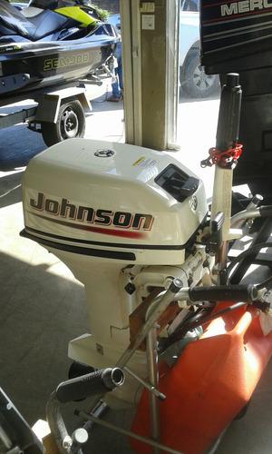 johnson 15 hp surfsk
