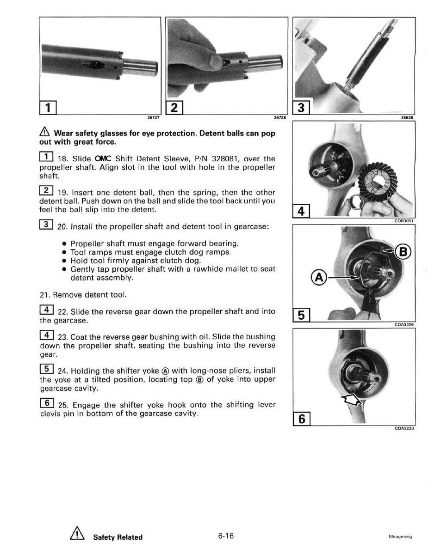 Johnson Manual De Taller 25 Y 35 Hp (1999) 270 Páginas