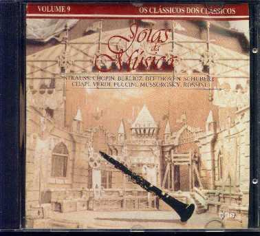 jóia da música - os clássicos dos clássicos