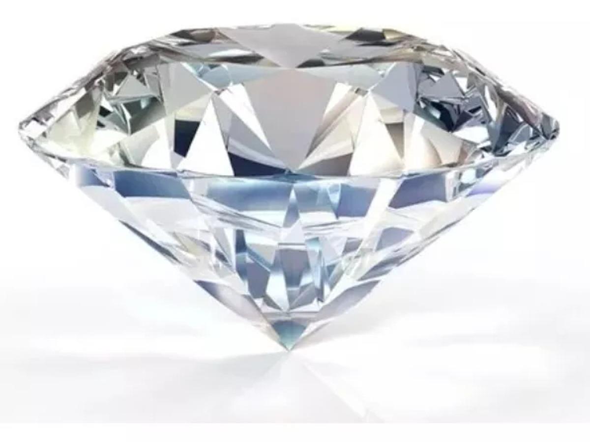 Joia Foto Unha Diamante Pedra Pedraria Cristal Swarovski - R$ 19 ...