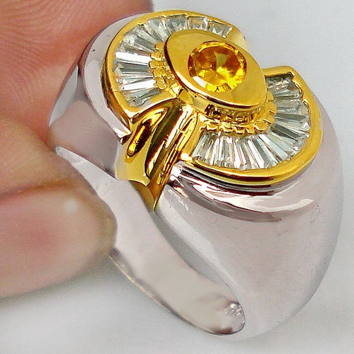 jóias anel prata