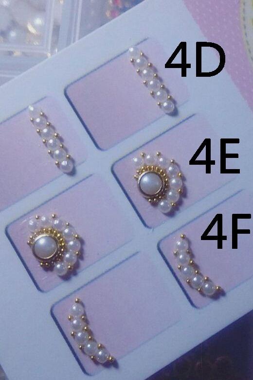 Revenda de joias de unhas