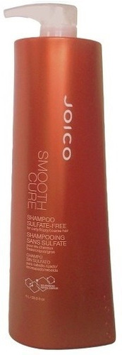 joico smooth cure shampoo 1l (1000ml) - amk