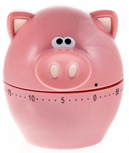 joie piggy wiggy 60 minutos cerdo temporizador de cocina