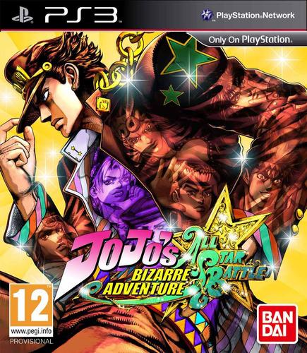 jojo's bizarre adventure all star battle ps3 digital gcp