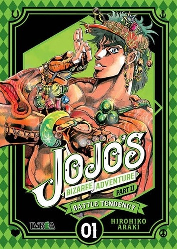 jojos bizarre adventure part 2: battle tendency 01 - hirohik