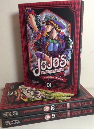 jojo's bizarre adventure parte 1: phantom blood