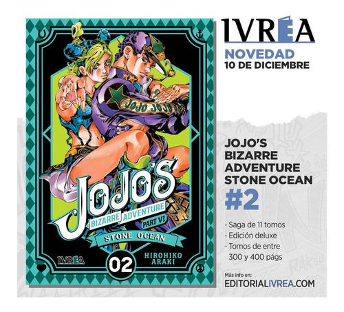 jojo's bizarre adventure parte vi. stone ocean 02