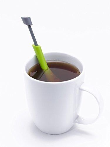 jokari tea infuser tea leaf loose leaf se coloca en tazas o