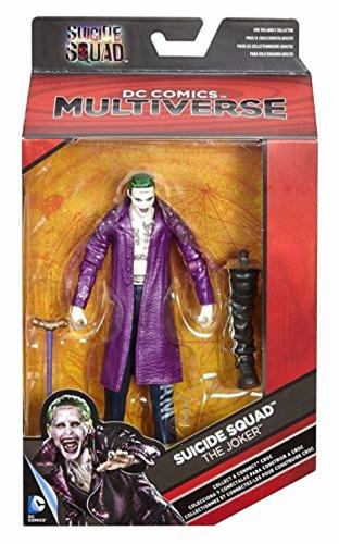 joker suicide squad mattel multiuniverse dc