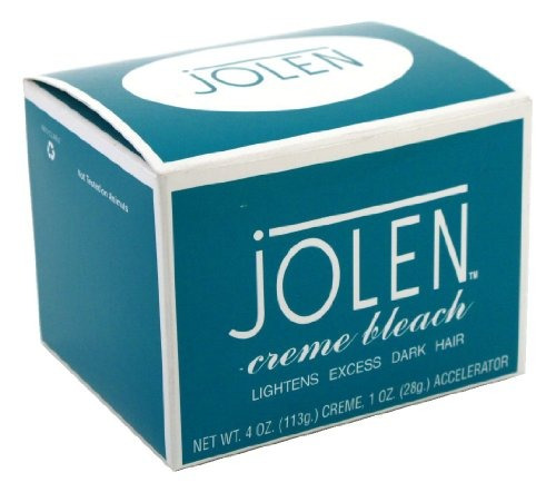 jolen creme bleach fórmula original 4 oz