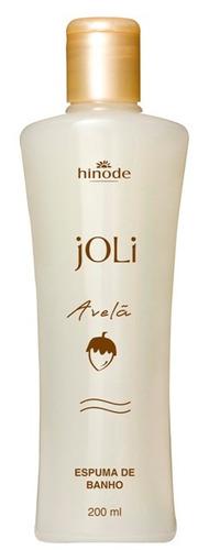 joli óleo em creme/espuma de banho/óleo corporal